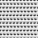 Liść pattern2 Fotografia Royalty Free