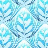 liść wzór Zdjęcie Royalty Free