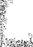 liści graniczny royalty ilustracja