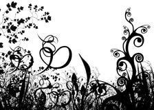 liści tła Obrazy Royalty Free