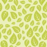 Liścia deseniowy wektor ilustracja wektor