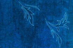 Liścia kontur zdjęcia stock