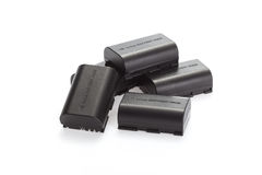 Li-on battery Royalty Free Stock Images