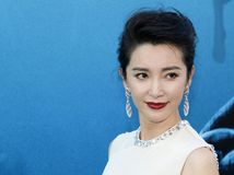 Li Bingbing Royalty Free Stock Photo