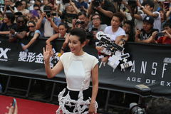 Li Bingbing Royalty Free Stock Photos