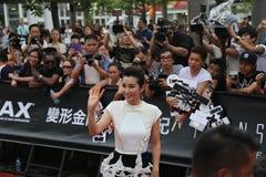 Li Bingbing Stock Photo