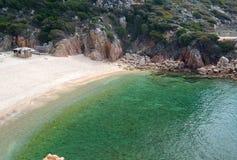 li cossi пляжа Стоковые Изображения