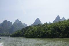 Li flod Royaltyfri Fotografi