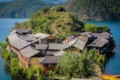 Li ge wyspa Zdjęcie Royalty Free