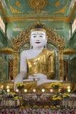 Li Min Thone Se Pagoda - Sagaing - Myanmar Stock Photo