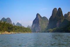 Li River Arkivfoton