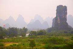 Li River Arkivfoto
