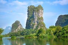 Li River Royaltyfri Bild