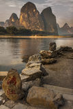 Li River Photo stock