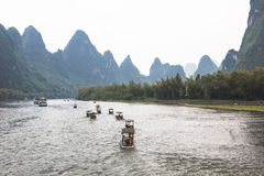 Li-River Royalty Free Stock Photos