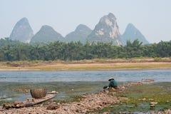 By Li River, China Stock Photo