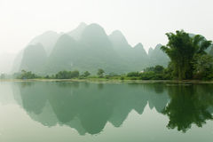 Li river, Guilin Royalty Free Stock Photos