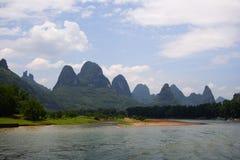 Li river landscape Stock Image