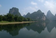 Li river view Stock Images