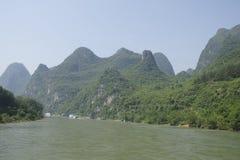 Li-rivier Royalty-vrije Stock Foto's