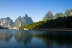 li rzeka Fotografia Stock