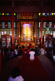 Li Thi Miew Chinese Temple Stock Photos