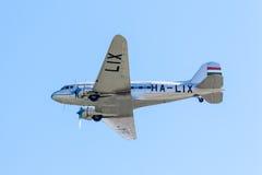 Li-2 vliegtuig (Ha-LIX) Stock Afbeelding
