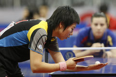 Li Xiaoxia (CHN) _1 Stock Fotografie
