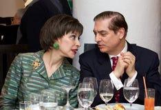 lia保罗王子公主 免版税库存照片