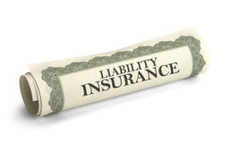 Liability Insurance Royalty Free Stock Images