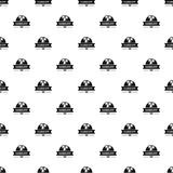 Liability pattern vector seamless. Repeat for any web design Stock Images