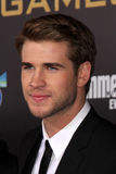 Liam Hemsworth Stockfoto