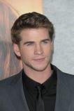 Liam Hemsworth lizenzfreie stockfotos