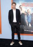 Liam Hemsworth foto de archivo