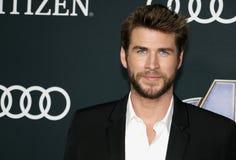 Liam Hemsworth imagen de archivo