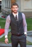Liam Hemsworth Stock Photo