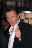 Liam Neeson στοκ φωτογραφία