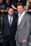 Liam Neeson,Taylor Kitsch Royalty Free Stock Images