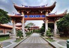 Lian Shan Shuang Lin Monastery Stock Image