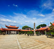 Lian Shan Shuang Lin Monastery Royalty Free Stock Images