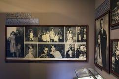Liang Sicheng Memorial Hall royaltyfri foto