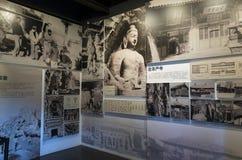 Liang Sicheng Memorial Hall arkivbilder