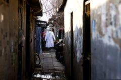 Liangmachang est un village dans la ville de Pékin Photos libres de droits
