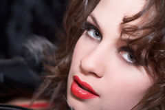 lianne. fotografia stock