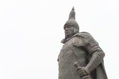 LIAONING, CHINA - Jul 31 2015: Hong Taiji Statue at Zhaoling Tom Royalty Free Stock Photography