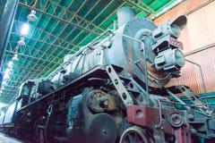 LIAONING KINA - Augusti 02 2015: Kina järnvägar SY-1771 på Tiemei Royaltyfria Bilder