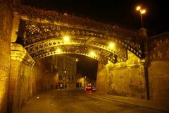 Liars' Bridge in Sibiu, Romania Royalty Free Stock Photography