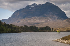 Liathach Stock Photo