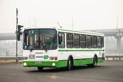LIAZ 5256 Royalty-vrije Stock Foto's