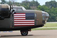 Libérateur B-24 Images libres de droits